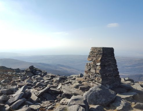 A two day Rhinogau (Rhinogs) Traverse
