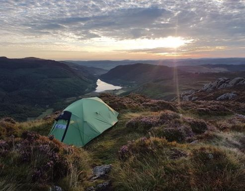 Top Tips For Your First Wild Camp!