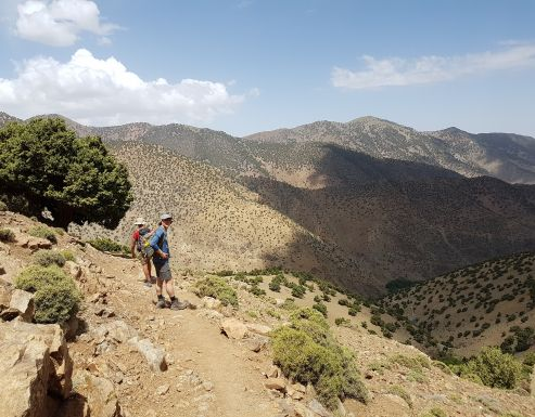 Jbel Toubkal 2019 - Expedition Report